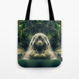 Kaleidoscape: Finca Paraíso Tote Bag