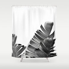 TROPICAL VOYAGE II Shower Curtain