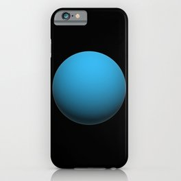 3D Art Sphere 8 - Cutting To The Core iPhone Case