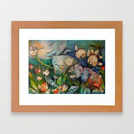 SINFONIA Framed Art Print