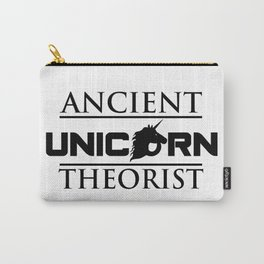 Ancient Unicorn Theorist Carry-All Pouch