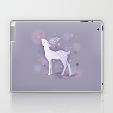 White Deer Laptop & iPad Skin