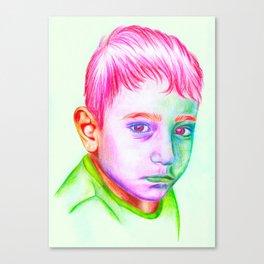 Boy IRL Canvas Print