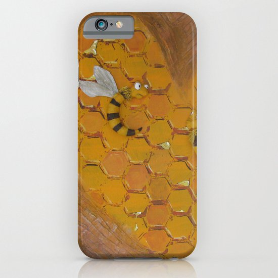 Hunie Bee iPhone & iPod Case