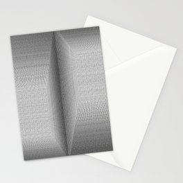 Binary Rooms Stationery Cards
