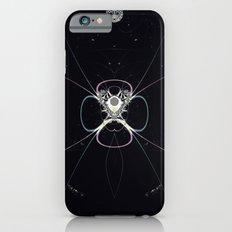 Flower in Space Slim Case iPhone 6s