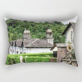 Cottage in Enniskerry Village - Ireland Rectangular Pillow
