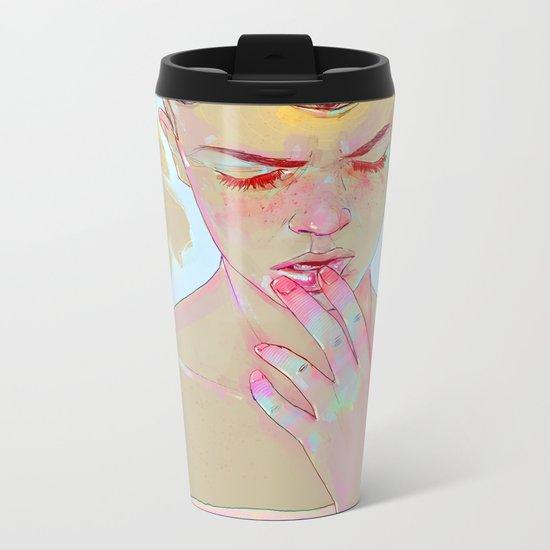 ?'s Metal Travel Mug