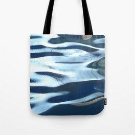 H2O # 25 - Water abstract Tote Bag