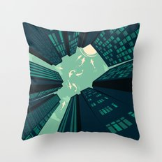 Solitary Dream Throw Pillow