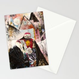 Intention Gets Lost In The Details Stationery Cards