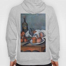 1898 - Paul Cezanne - Still Life with Onions Hoody
