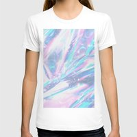 holographic T-shirts featuring Iridescence by Leah Moloney Photo