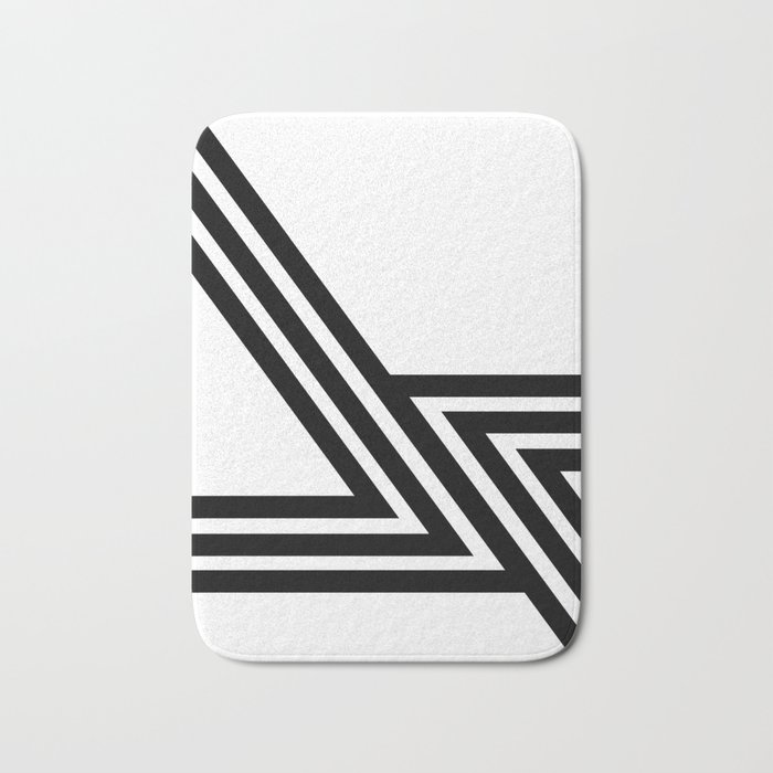 Hello VI Bath Mat