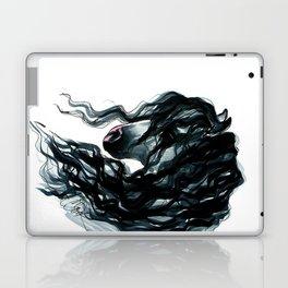 Andalusian Horse Portrait Laptop & iPad Skin