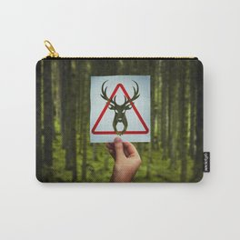 stop poaching Carry-All Pouch