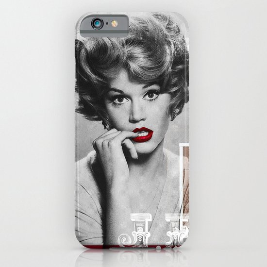 J.F. Collage iPhone & iPod Case