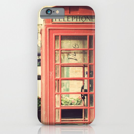 London calling ... iPhone & iPod Case