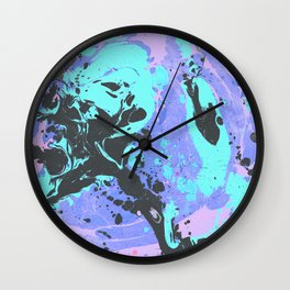Marble texture 19 Wall Clock