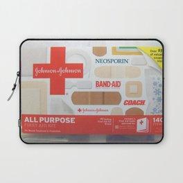 Band Aid Laptop Sleeve