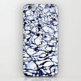 Dye Painted Waters #society6 #decor #buyart iPhone Skin