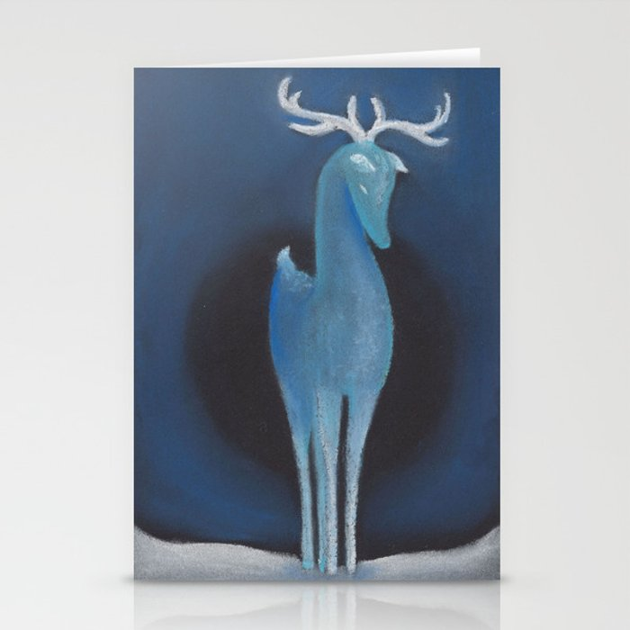 Winter Spirit Stationery Cards