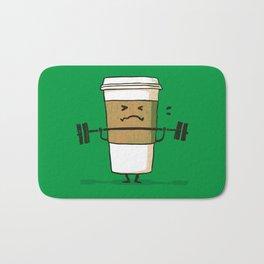 Strong Coffee Bath Mat
