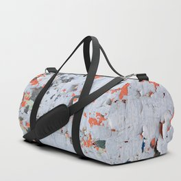 Peeling paint Textures 20 Duffle Bag