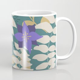 Mendi - Flowing Botanicals Coffee Mug