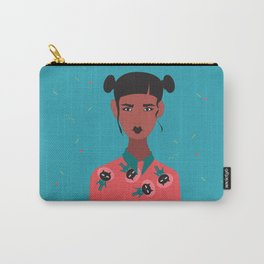 Hairbuns & PrintShirts Carry-All Pouch