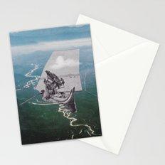 set sail Stationery Cards