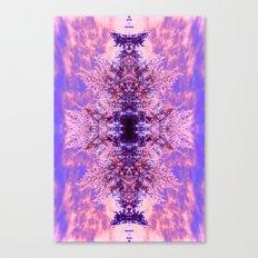 Serenity Totem Canvas Print