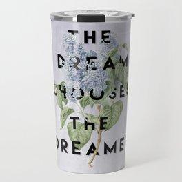 Strange the Dreamer Travel Mug