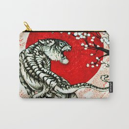 Japan Tiger Carry-All Pouch