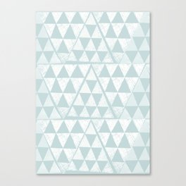 Triangles 4 Canvas Print