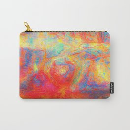 Steel 5085B - Abstract Carry-All Pouch