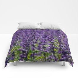 Lavender Love Comforters