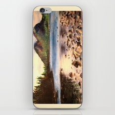 Acadia iPhone & iPod Skin
