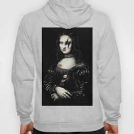 Mona Lisa Rock! Hoody