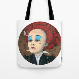 janis the red queen Tote Bag