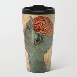 Mind Wide Open Travel Mug