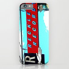 Reckless Records ~ chicago sign Slim Case iPhone 6s
