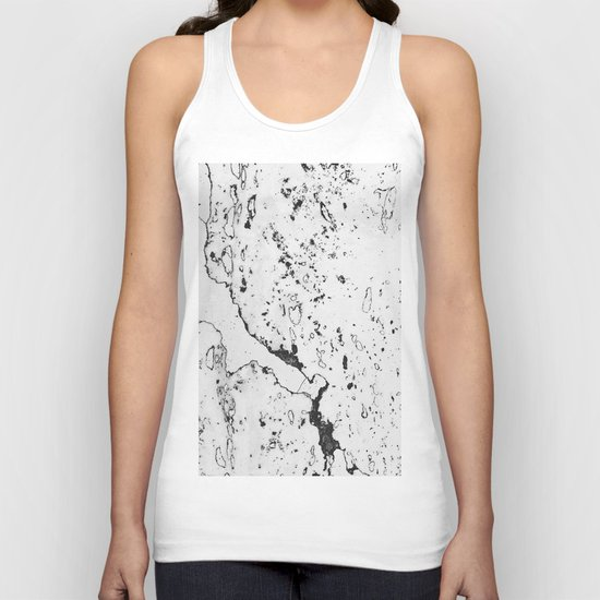Speckled Marble Unisex Tank Top