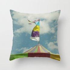 Big Top #6 Throw Pillow