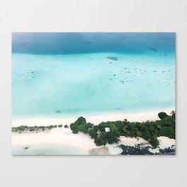 Robinson Crusoe style Canvas Print