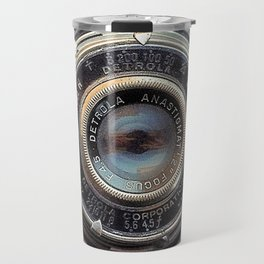 Detrola (Vintage Camera) Travel Mug