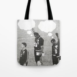 What Were You Thinking? 4 Tote Bag