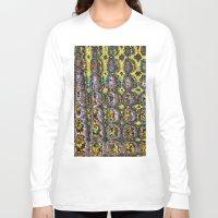 mod Long Sleeve T-shirts featuring Mod by Stephen Linhart