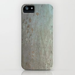 tree bark I. iPhone Case