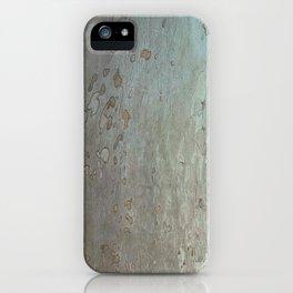 tree bark I. iPhone Case